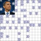 "Онлайн сканворд ""Обама"""